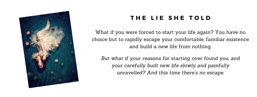 The Lie She Told - Catherine Yaffe
