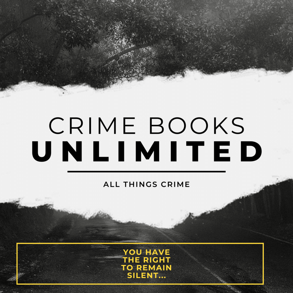 Crime Books Unlimited Podcast cover