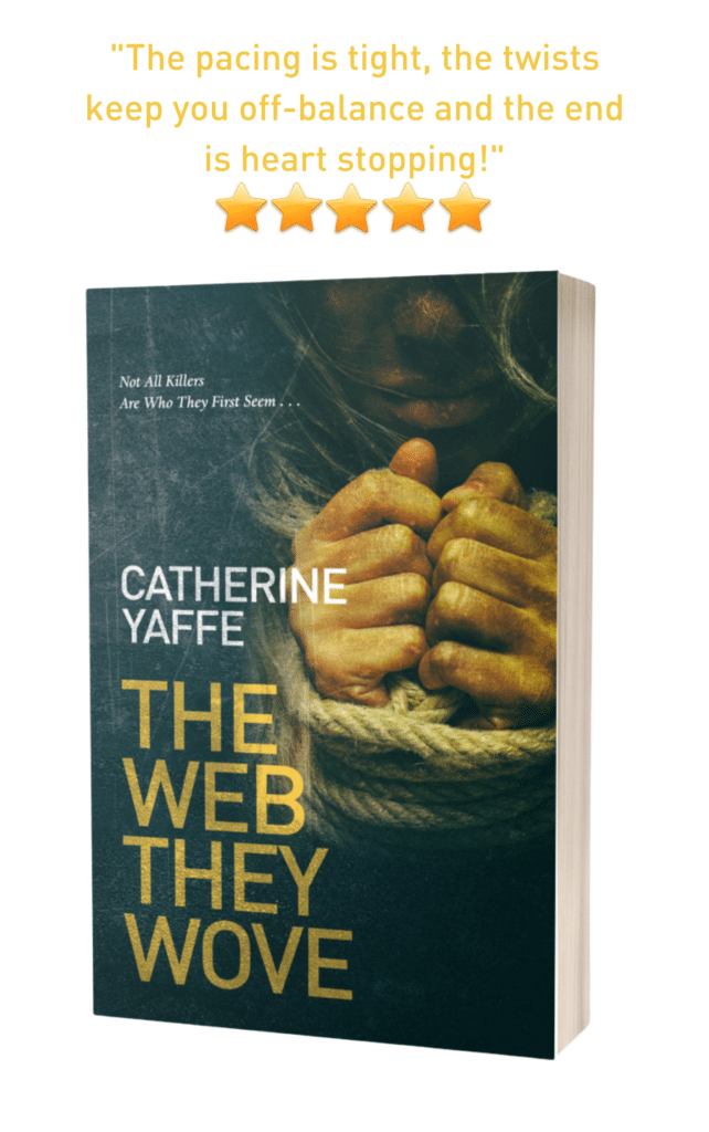 The Web They Wove book cover